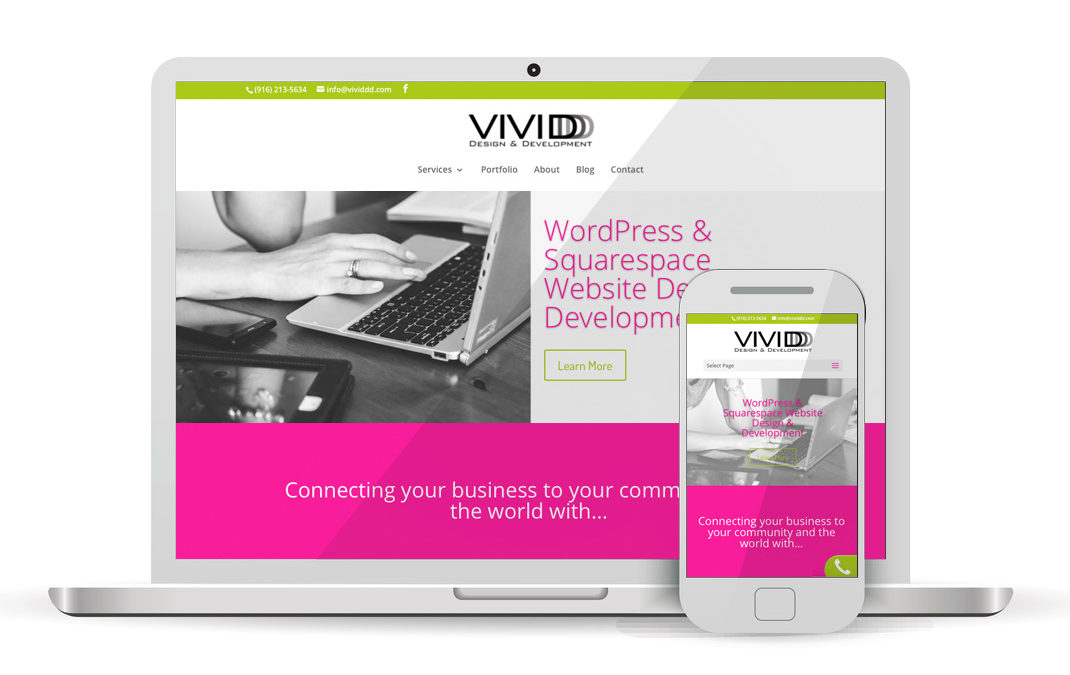 VIVIDDD Design & Development
