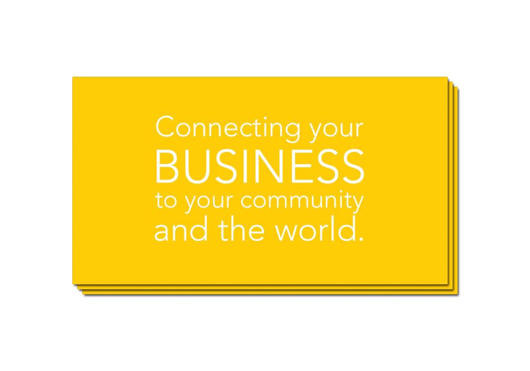 VIVIDDD Business Card 1 Back
