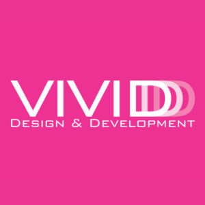 custom logoVIVIDDD Design & Development