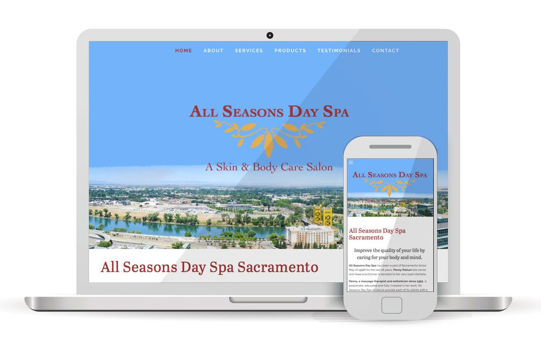 All Seasons Day Spa