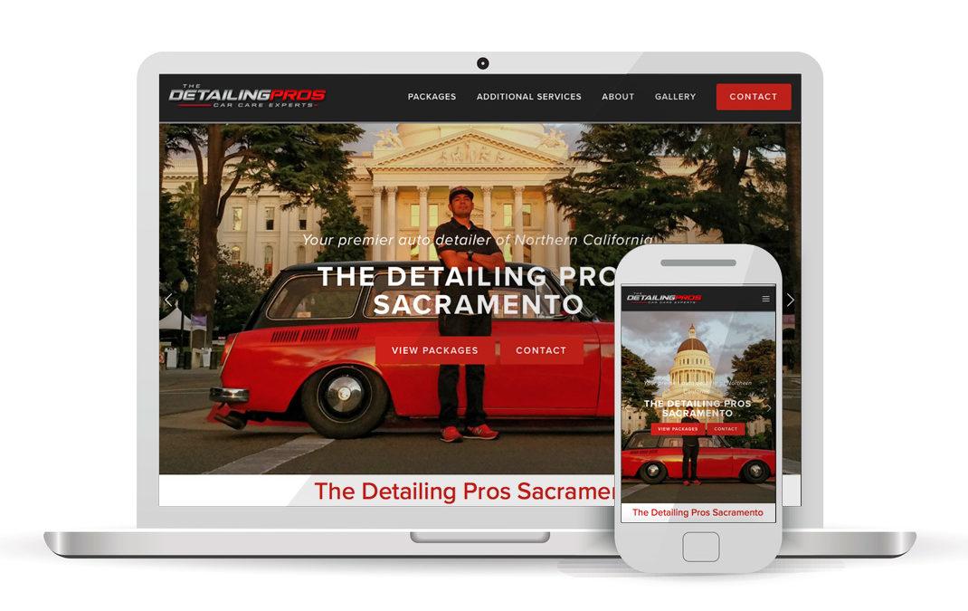 The Detailing Pros Sacramento