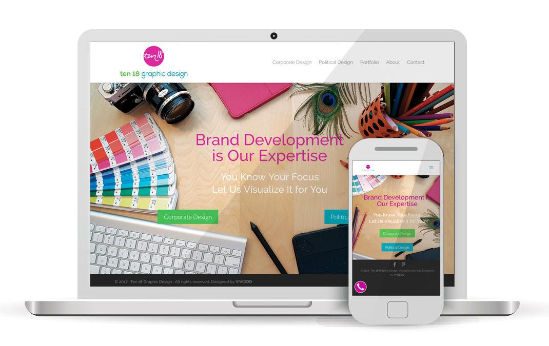 Ten 18 Graphic Design