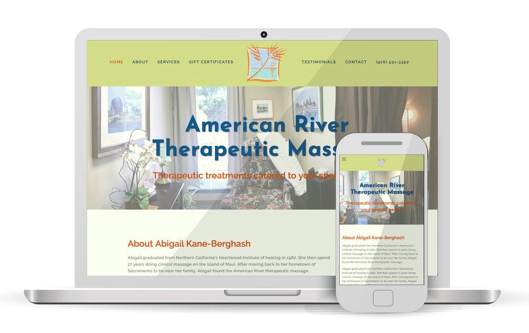 American River Therapeutic Massage