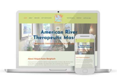 American River Therapeutic Massage