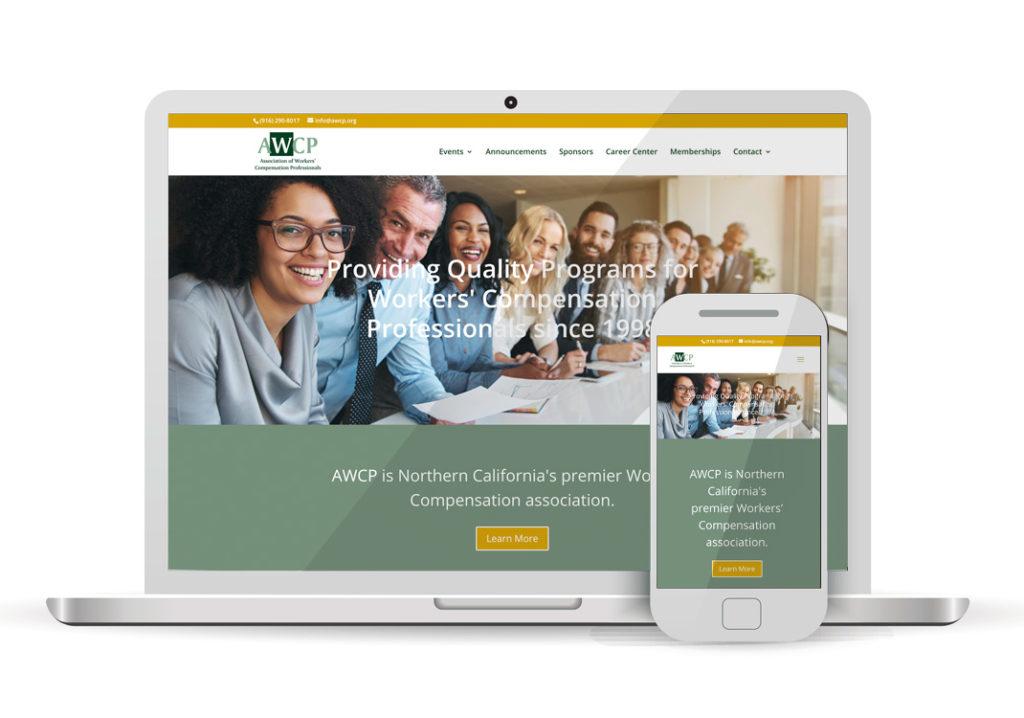 Client Portfolio AWCP Sacramento | Wordpress Website Design