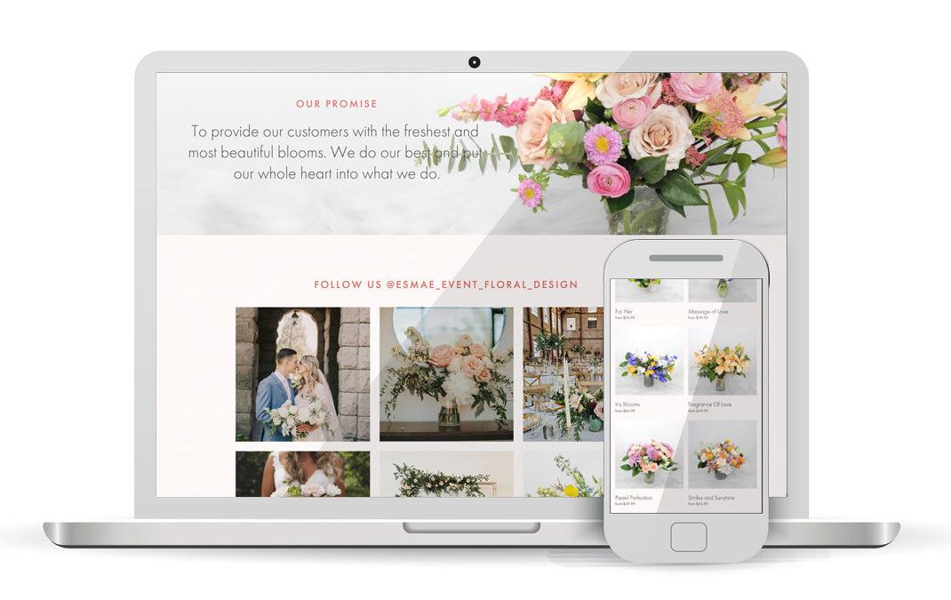 Esmae Event Floral Design