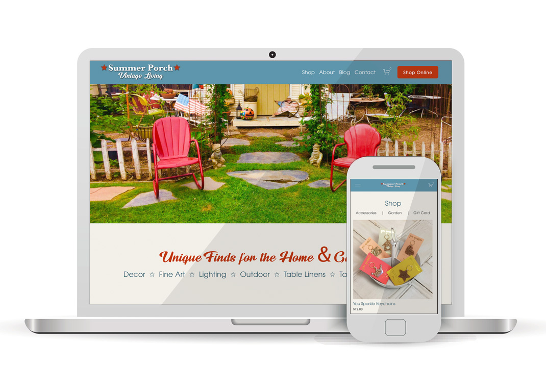 Delta Landscape Services WordPress Website Design
